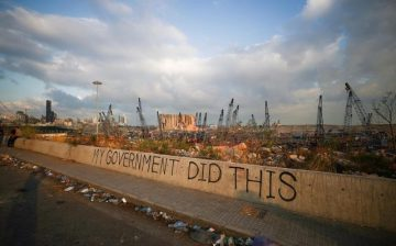 Reckless Crime Against Humanity: Justice for the Victims of the Beirut Blasts